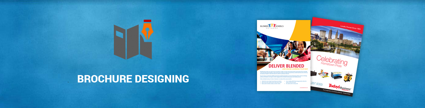 Best Brochure and Catalogue Designing Services