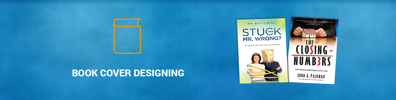 Best Book Cover Designing Services
