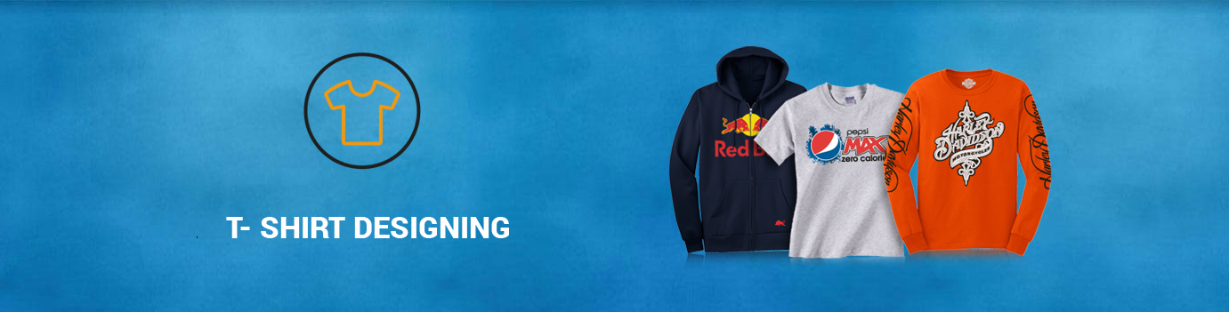 Best and Customized T Shirt Designing Services